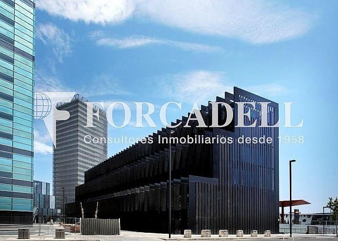 Fachada - Oficina en alquiler en calle Europa, El Gornal en Hospitalet de Llobregat, L´ - 263434932