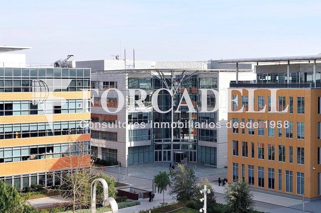WTCAP2 - Oficina en alquiler en parque De la Pau Wtc Almeda Edificio, Cornellà de Llobregat - 365317011