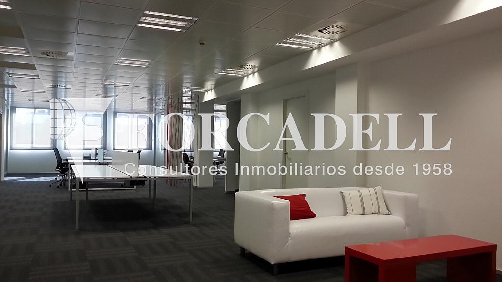 Vestíbul - Oficina en alquiler en calle Josep Tarradellas, Eixample esquerra en Barcelona - 263426316