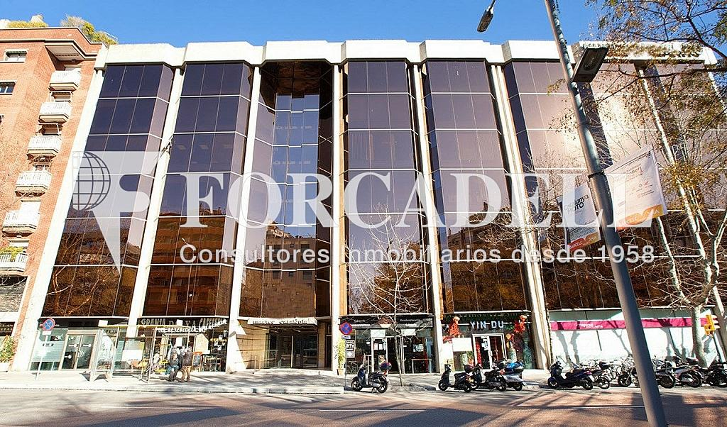0375 022 - Oficina en alquiler en calle Josep Tarradellas, Eixample esquerra en Barcelona - 263426511