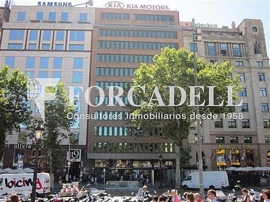 1 - Oficina en alquiler en calle Catalunya, El Gótic en Barcelona - 263428410