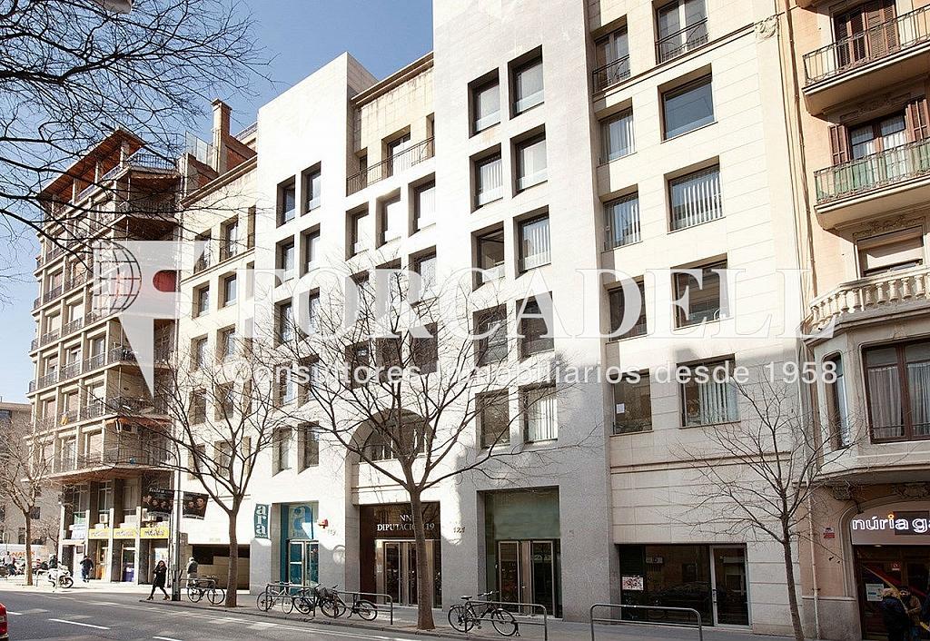 Façana2 - Oficina en alquiler en calle Diputació, Eixample esquerra en Barcelona - 263429262