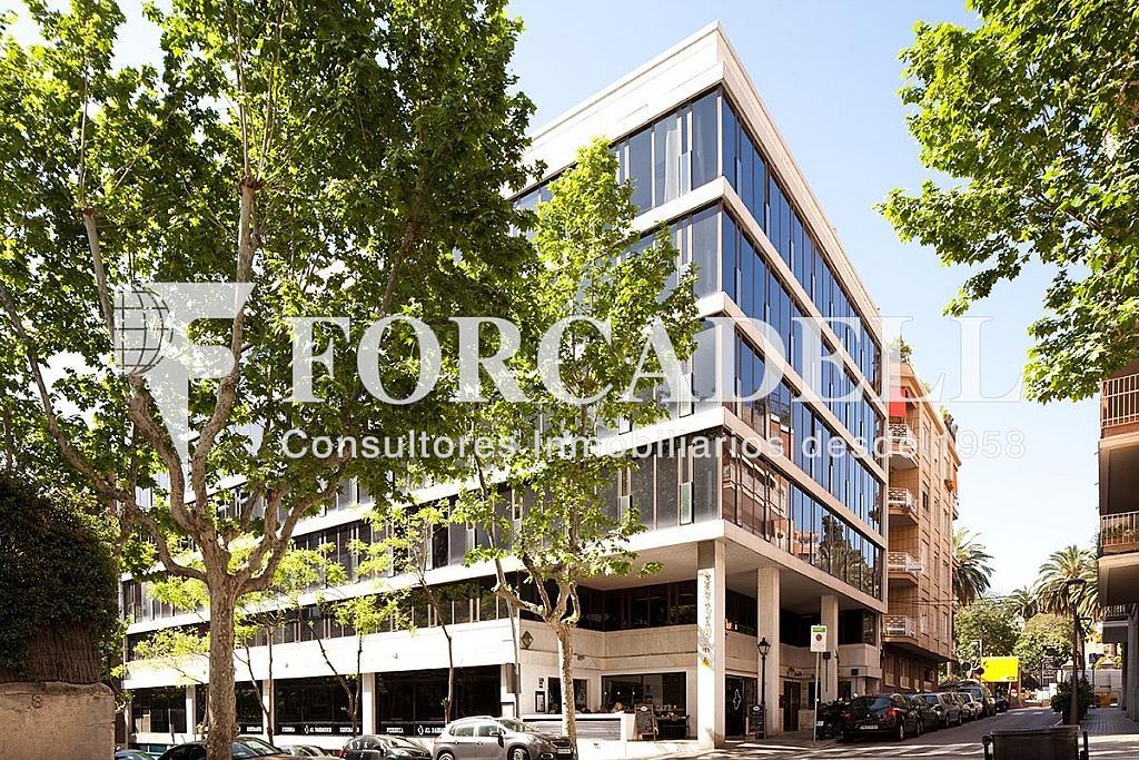 Façana - Oficina en alquiler en calle Plató, Sant Gervasi – Galvany en Barcelona - 267668532