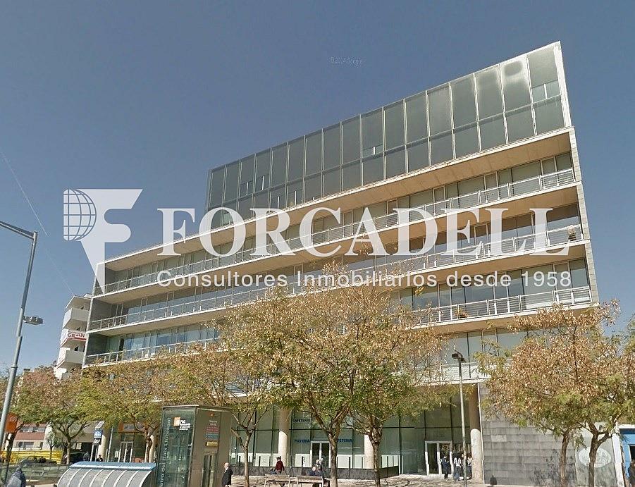 Façana - Oficina en alquiler en calle Gran Via, Santa Eulàlia en Hospitalet de Llobregat, L´ - 263431491