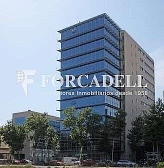 Façana - Oficina en alquiler en edificio Pallars Todo a, El Poblenou en Barcelona - 282037414