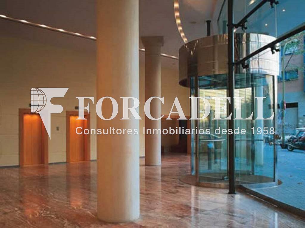 AUMARCH_ED_HALL-ENTRADA - Oficina en alquiler en calle Ausias March, Fort Pienc en Barcelona - 263426946