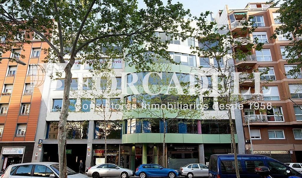 Façana2 - Oficina en alquiler en calle Marquès de Sentmenat, Les corts en Barcelona - 263443767