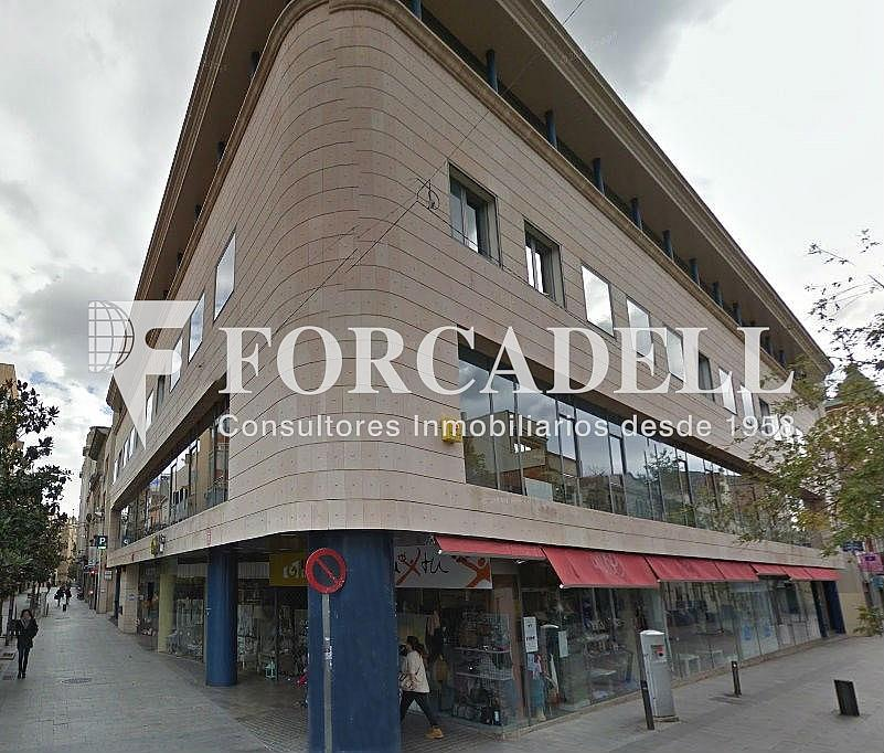 Façana - Oficina en alquiler en calle Gràcia, Sabadell - 263444349