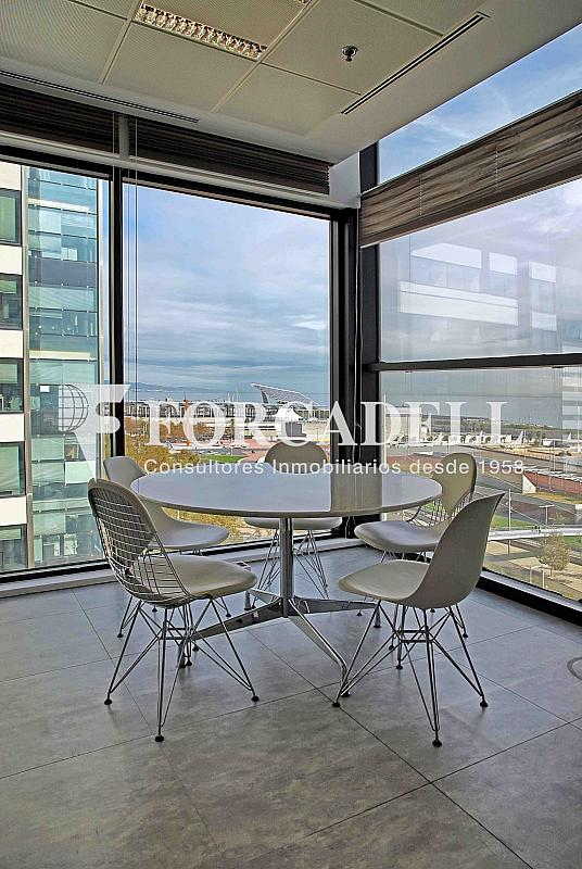 EBM56 - Oficina en alquiler en calle Josep Pla Torre Diagonal Litoral, Diagonal Mar en Barcelona - 263438775