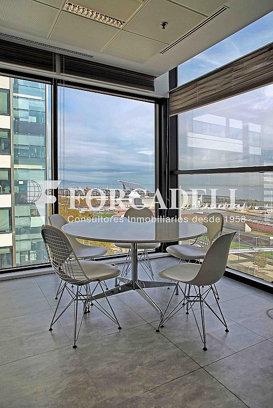 EBM56 - Oficina en alquiler en calle Josep Pla Torre Diagonal Litoral, Diagonal Mar en Barcelona - 263438874