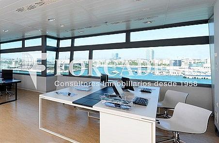Pois_WTCB_5p - Oficina en alquiler en calle De Barcelona World Trade Center, La Barceloneta en Barcelona - 278703506
