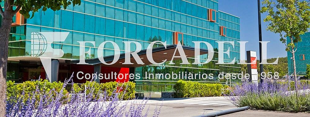 Façana - Oficina en alquiler en parque De Can Camps Vallsolana Business, Sant Cugat del Vallès - 263440344