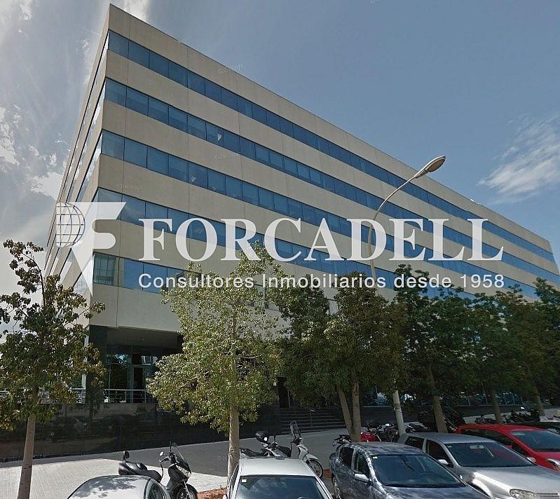 Façana - Oficina en alquiler en calle Frederic Mompou Illa, Sant Just Desvern - 263441481