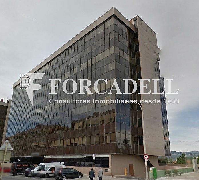Façana - Oficina en alquiler en edificio Fructuós Gelabert Conata I, Sant Joan Despí - 263443155