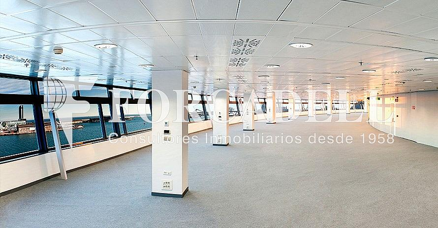 1-Galeria-oficinas-alquiler-barcelona - Oficina en alquiler en calle De Barcelona World Trade Center, La Barceloneta en Barcelona - 380199009