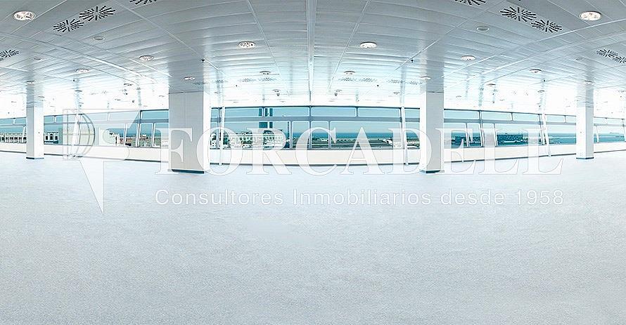 3-Galeria-oficinas-alquiler-barcelona-diafanas - Oficina en alquiler en calle De Barcelona World Trade Center, La Barceloneta en Barcelona - 380199018