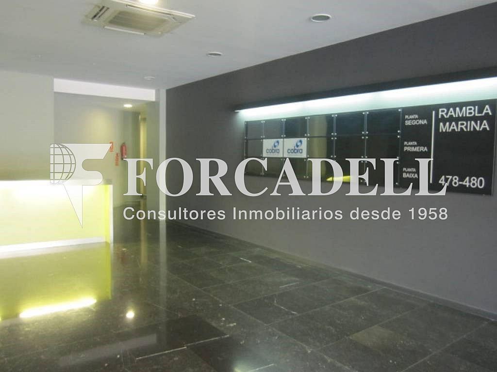 3 - Oficina en alquiler en calle Marina, Centre en Hospitalet de Llobregat, L´ - 263445663