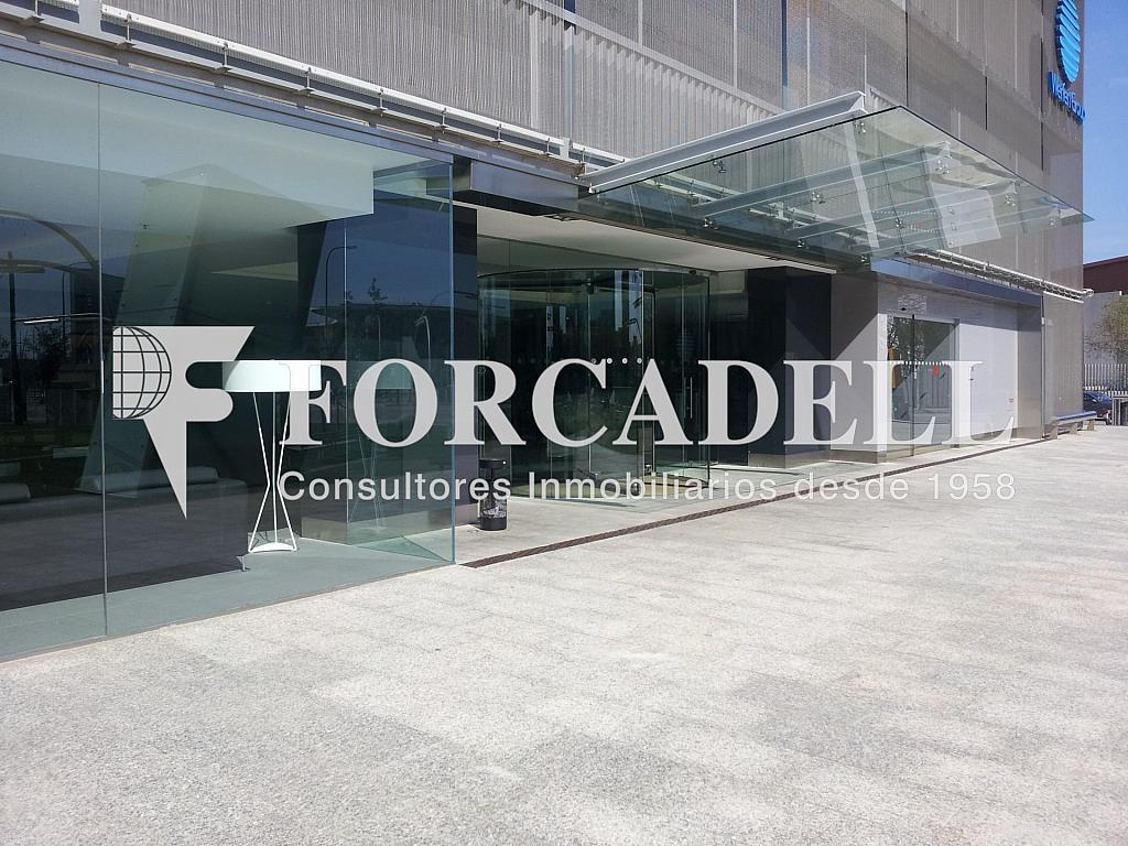TW foto exterior acceso ppal 1 - Oficina en alquiler en calle Europa, El Gornal en Hospitalet de Llobregat, L´ - 263445879