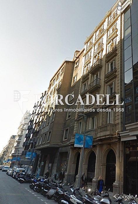 Façana - Oficina en alquiler en calle Aribau, Sant Gervasi – Galvany en Barcelona - 263445846
