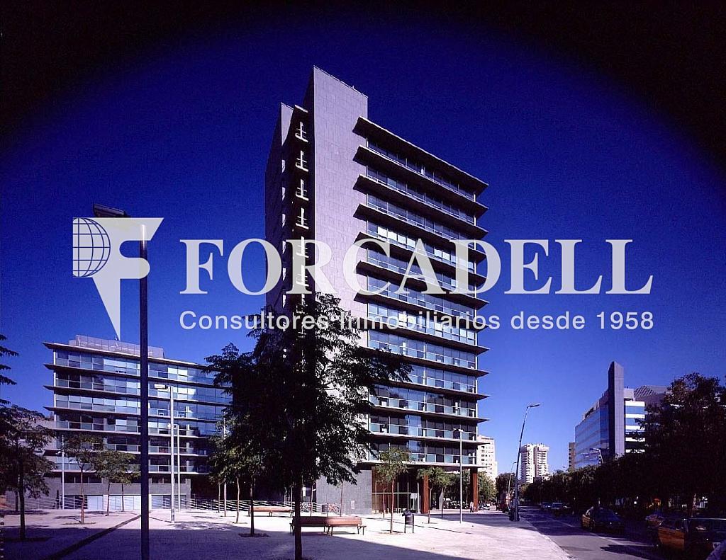 Edificio-sarria-forum-1449735114 - Oficina en alquiler en calle Avinguda de Sarrià, Les Tres Torres en Barcelona - 393735770
