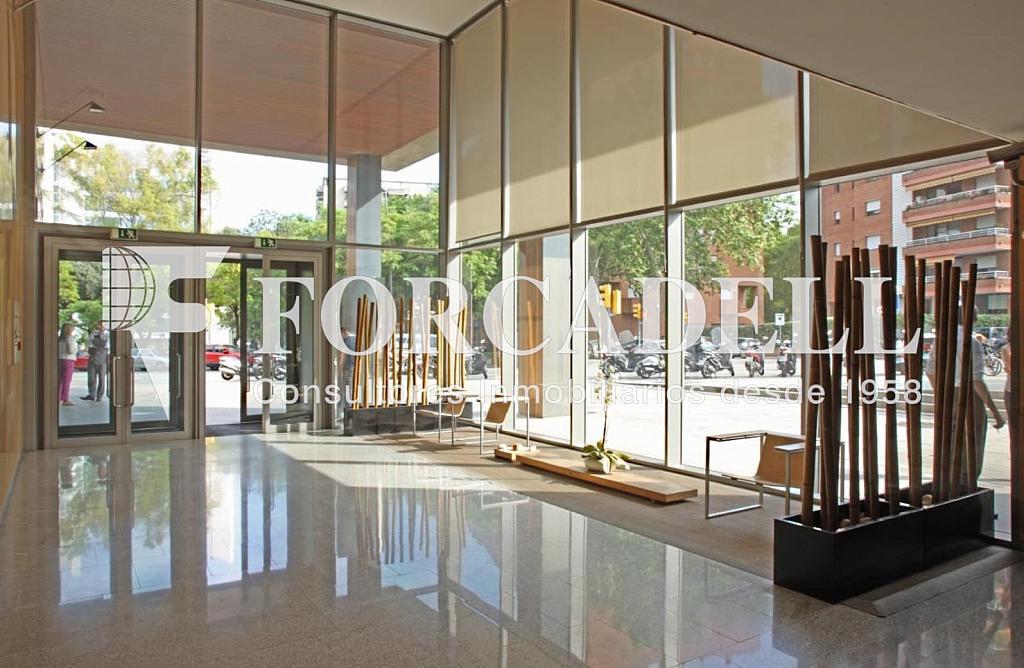 Edificio-sarria-forum-1449735259 - Oficina en alquiler en calle Avinguda de Sarrià, Les Tres Torres en Barcelona - 393735773