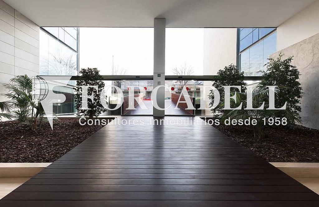 Hall - Oficina en alquiler en calle De la Fama, Cornellà de Llobregat - 263427405