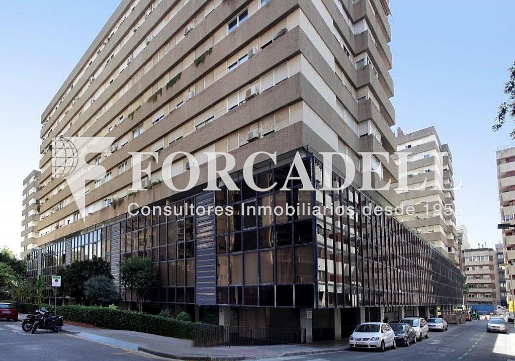 Façana - Oficina en alquiler en calle De Les Corts, Sant Ramon-La Maternitat en Barcelona - 263446764