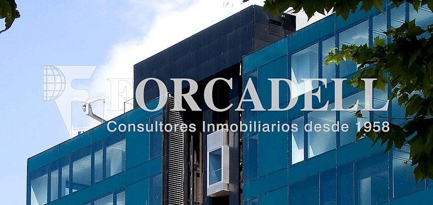 Ascensor exterior - Oficina en alquiler en calle Diagonal, Diagonal Mar en Barcelona - 263448099