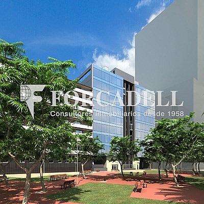 Façana 3 - Oficina en alquiler en calle Diagonal, Diagonal Mar en Barcelona - 263448102