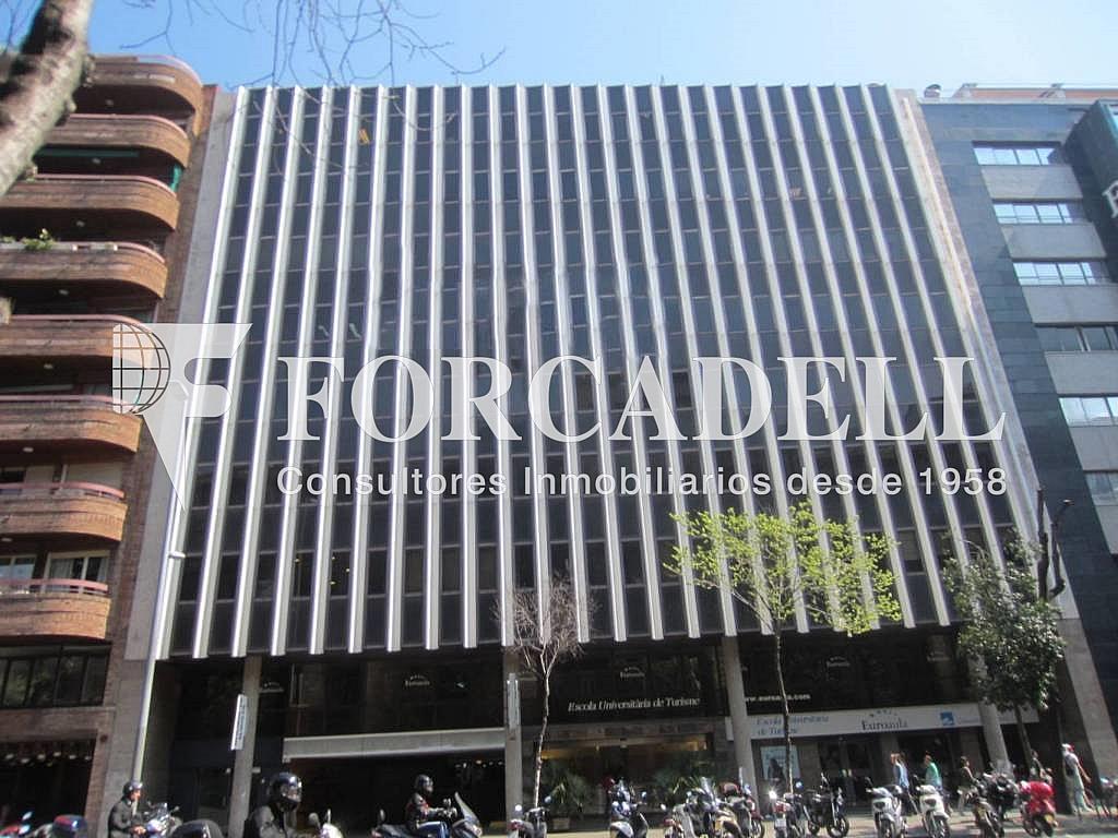 06933 - Oficina en BARCELONA Ofic.- Z.CENTRE 1 - Oficina en alquiler en calle Aragó, Eixample esquerra en Barcelona - 263446050