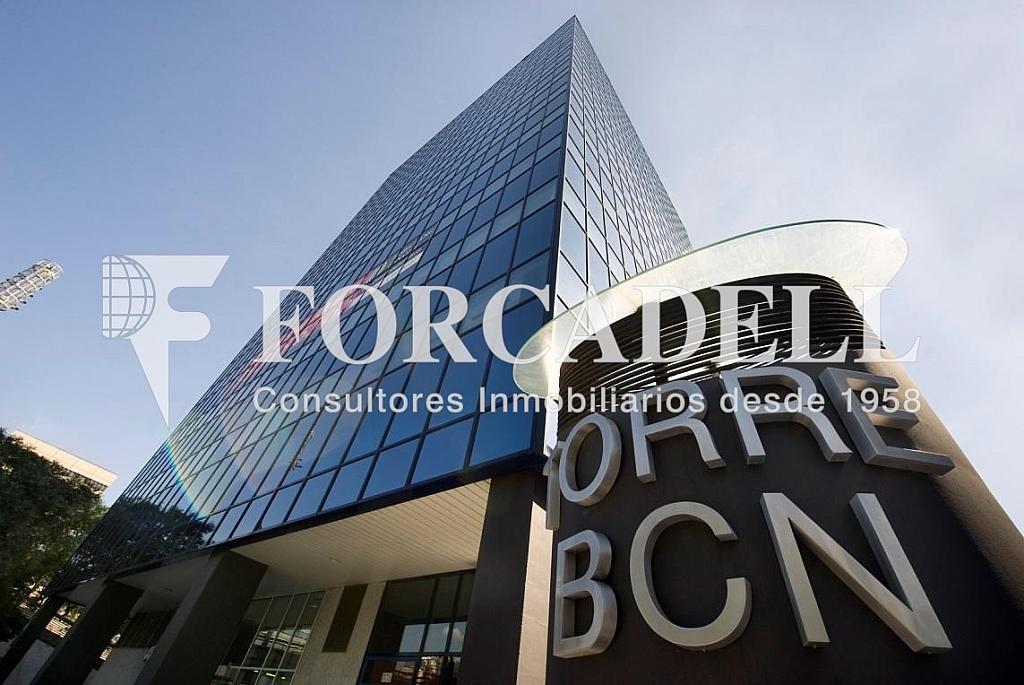 Foto edificio - Oficina en alquiler en calle Corts Catalanes, La Marina de Port en Barcelona - 263450538