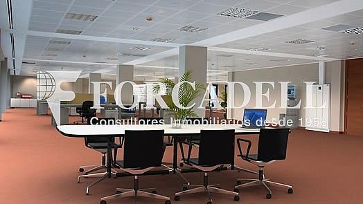 Catalana_Parc_Interior_Mesa_Reuniones - Oficina en alquiler en calle Jesús Serra Santamans, Sant Cugat del Vallès - 286365378