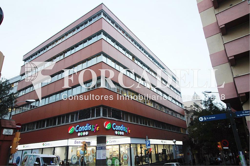 Façana ok - Oficina en alquiler en calle Torrent de Lolla, Vila de Gràcia en Barcelona - 263450835