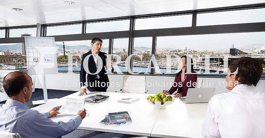 5-Galeria-oficinas-alquiler-barcelona-sala-de-reuniones - Oficina en alquiler en calle De Barcelona World Trade Center, La Barceloneta en Barcelona - 380199900
