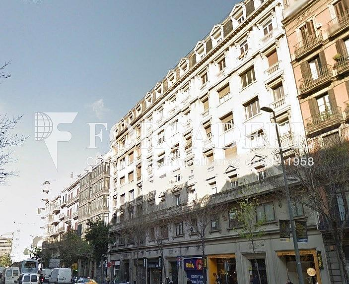 Facçana Arago - Oficina en alquiler en calle Aragó, Eixample dreta en Barcelona - 341271342