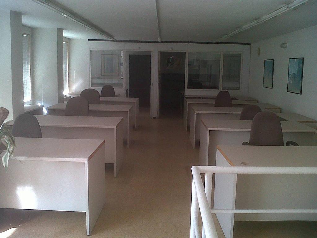 IMG-20120125-00178 - Oficina en alquiler en calle Sardenya, Gràcia Nova en Barcelona - 263452455