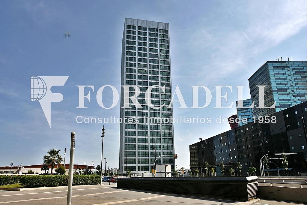 Façana - Oficina en alquiler en calle Europa, Centre en Hospitalet de Llobregat, L´ - 263452926