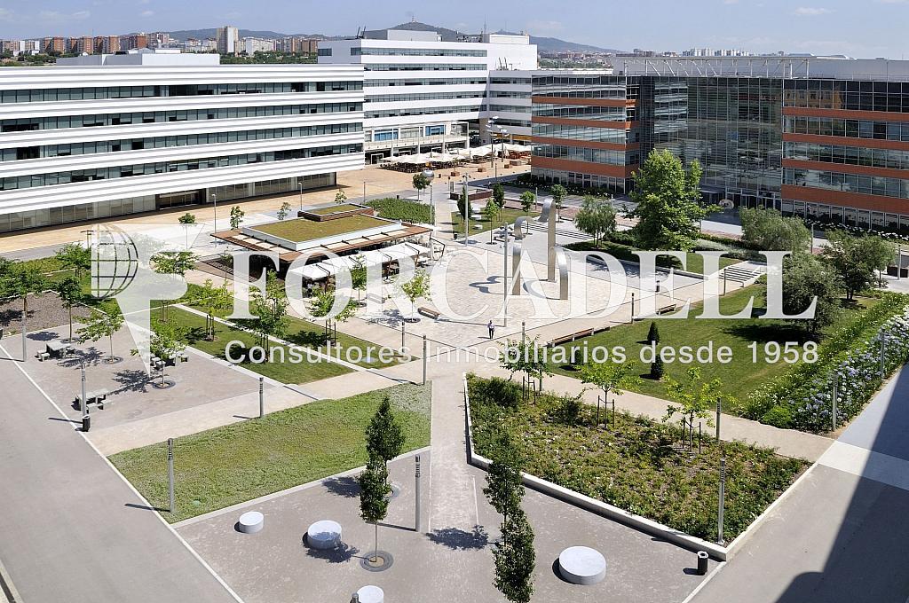 WTCAP1 - Oficina en alquiler en parque De la Pau Wtc Almeda Edificio, Cornellà de Llobregat - 365318565