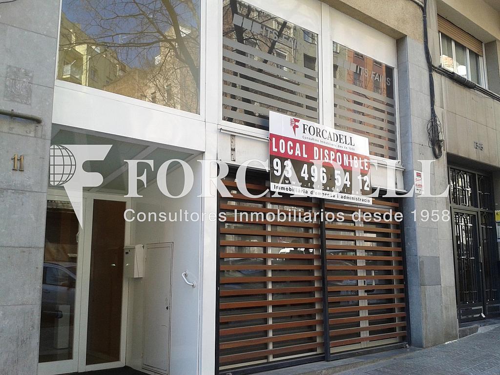 Conca Cartel (2) - Oficina en alquiler en Camp de l´Arpa en Barcelona - 278701770