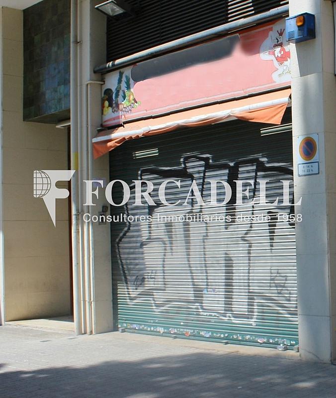 Aragó - Local comercial en alquiler en El Clot en Barcelona - 301490780