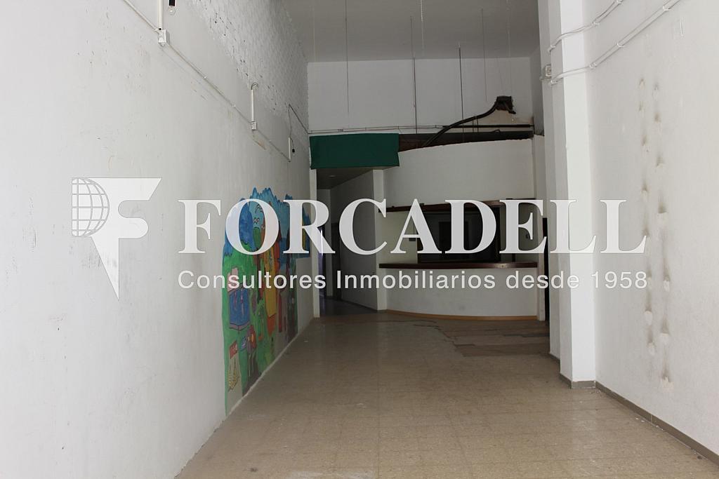 Aragó (5) - Local comercial en alquiler en El Clot en Barcelona - 287000625