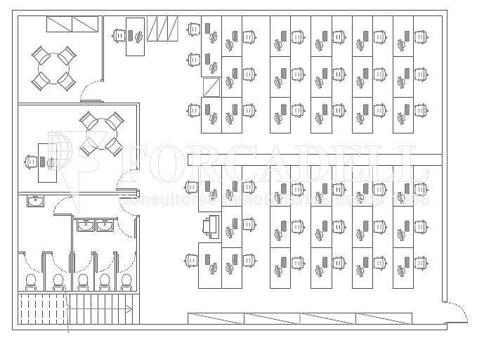 Planta Altillo - Oficina en alquiler en Eixample dreta en Barcelona - 298926503