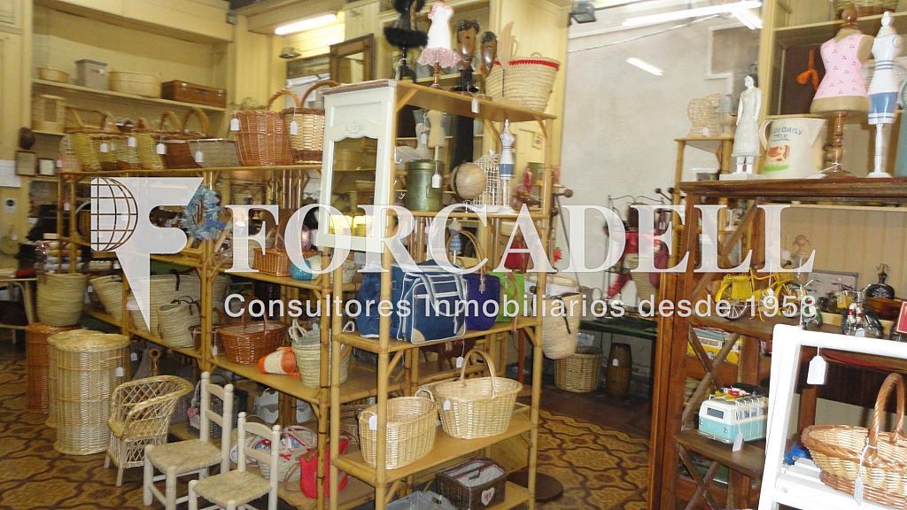 052 - Local comercial en alquiler en El Gótic en Barcelona - 315013687