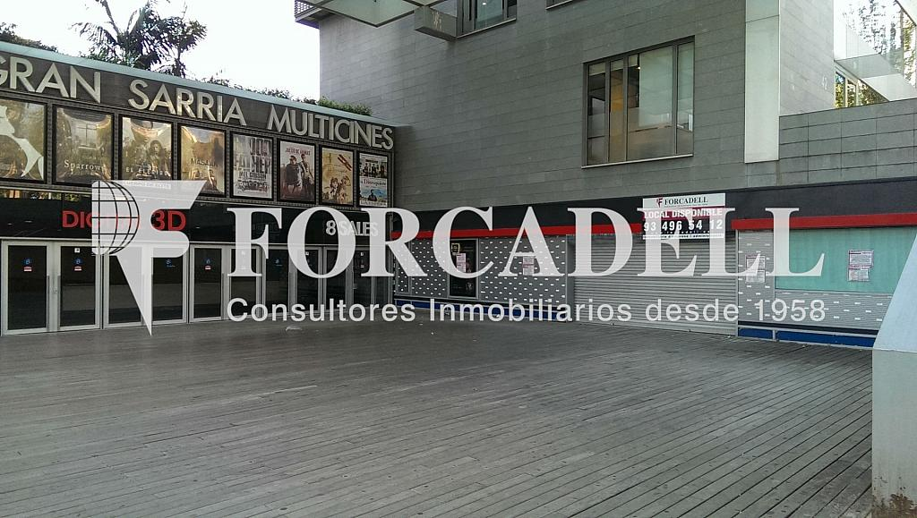 IMAG1512 - Local comercial en alquiler en Les Tres Torres en Barcelona - 322751829