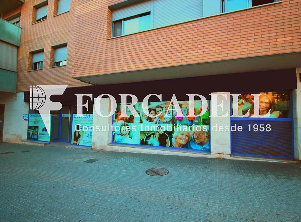 Portada - Local comercial en alquiler en Lloreda -La Pau en Badalona - 324108470
