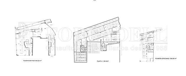 Planols - Local comercial en alquiler en Sants en Barcelona - 326919283