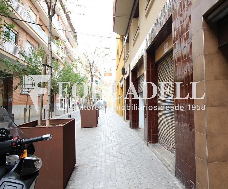 Portada - Local comercial en alquiler en La Bordeta en Barcelona - 326919307