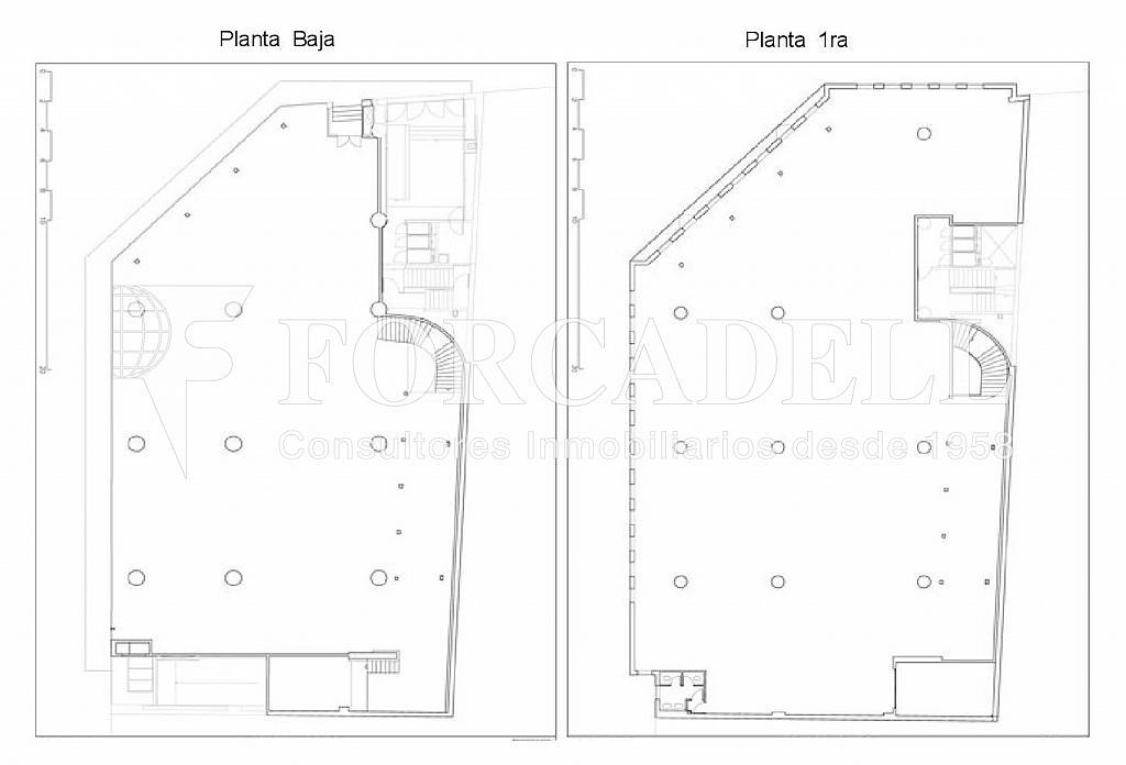 Unio_plànols - Local comercial en alquiler en Santa Eulàlia en Hospitalet de Llobregat, L´ - 261858910