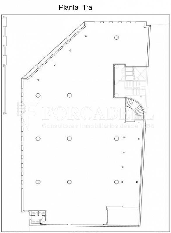 PLANTA PRIMERA - Local comercial en alquiler en Santa Eulàlia en Hospitalet de Llobregat, L´ - 261858922
