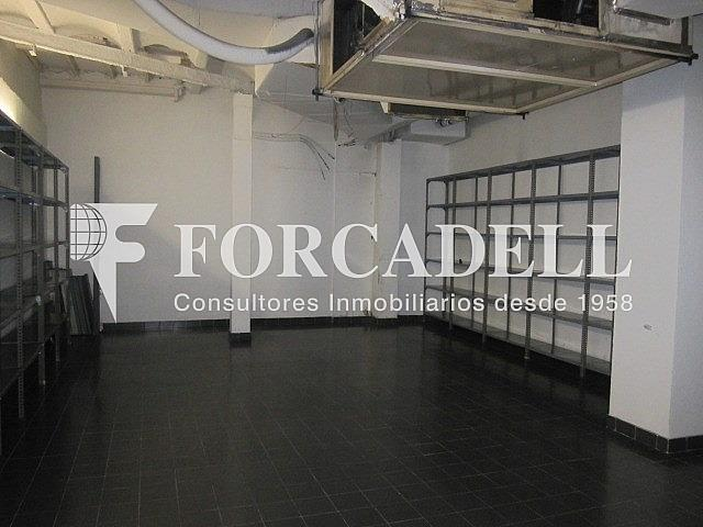 Sótano - Local comercial en alquiler en Sants en Barcelona - 261859780